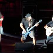 Muzycy Metalliki i Megadeth wystąpili z Rodrigo y Gabriela