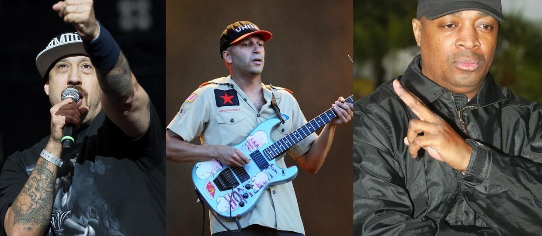 Muzycy Rage Against The Machine założyli supergrupę