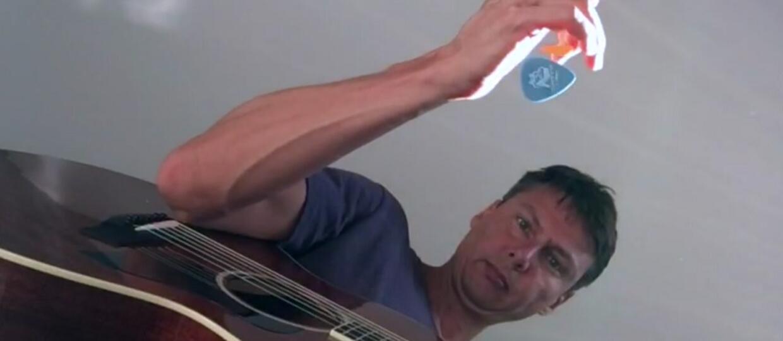 Najwygodniejsza kostka do gry na gitarze