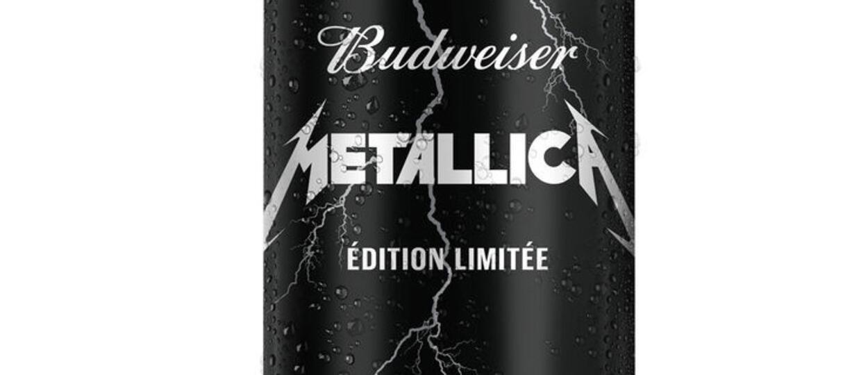 Napij się piwa zespołu Metallica