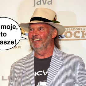 Neil Young udostępni całą swoją muzykę za darmo w internecie