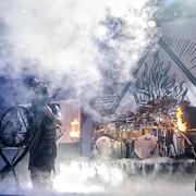 Nergal przed sądem. Lider Behemotha oskarżony o znieważenie godła Polski