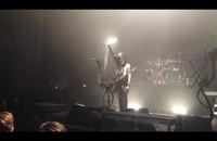 Nergal rozsypał na scenie prochy fana