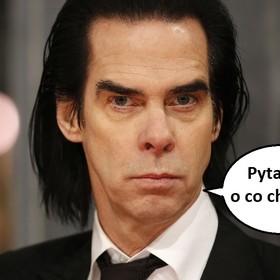 Nick Cave wyruszy w trasę. Nie będzie śpiewał, tylko odpowiadał na pytania fanów