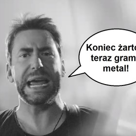 "Nickelback brzmi metalowo na singlu ""The Betrayal Act III"""
