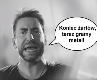 "Nickelback brzmi metalowo na singlu ""The Betrayal Act III"""