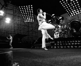 Freddie Mercury i zespół Queen