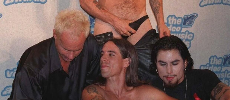 Nieznany utwór Red Hot Chili Peppers z Davem Navarro