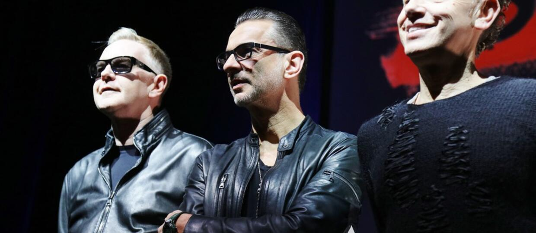 "Nocna premiera ""Spirit"" Depeche Mode w Warszawie"