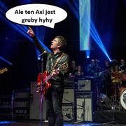 Noel Gallagher: Gdyby Axl i Slash byli tak dobrzy jak ja, nie potrzebowaliby reaktywacji Guns N' Roses