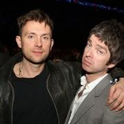 Noel Gallagher i Damon Albarn zagrali utwór Gorillaz