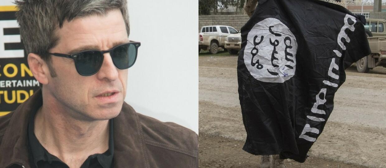 Noel Gallagher: Mój album mógłby pokonać terrorystów z ISIS