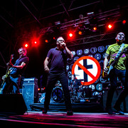 Bad Religion - Mike Dimkich, Jay Bentley, Greg Graffin, Brian Baker, Jamie Miller
