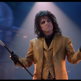 Alice Cooper w Jesus Christ Superstar
