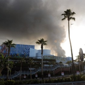 Pożar studia Universal