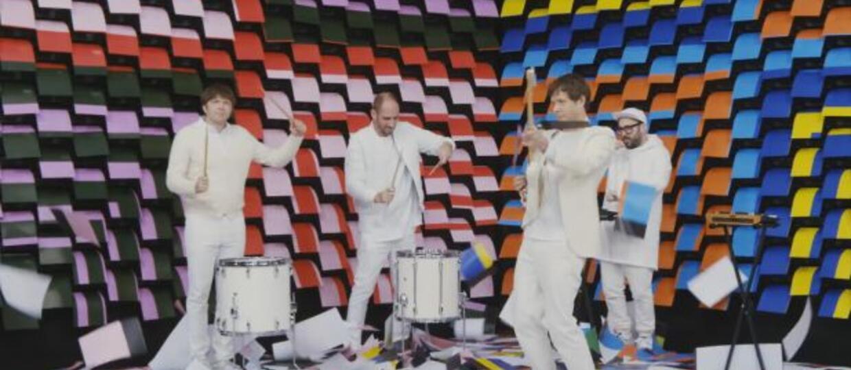 """OK Go stworzył teledysk do utworu """"Obsession"""" przy pomocy 567 drukarek"""