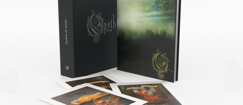 Opeth wyda książkę z nieznanymi utworami!