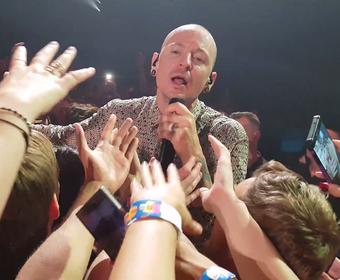 Ostatni koncert Linkin Park z Chesterem Benningtonem