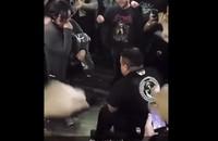 Oświadczyny na koncercie Machine Head
