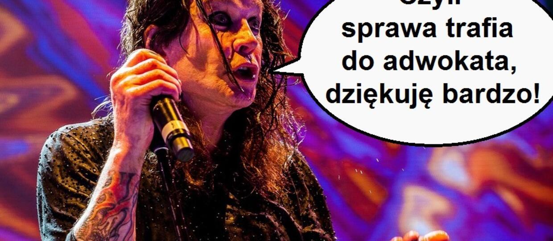 Ozzy Osbourne pozywa organizatorów imprezy OZY Fest