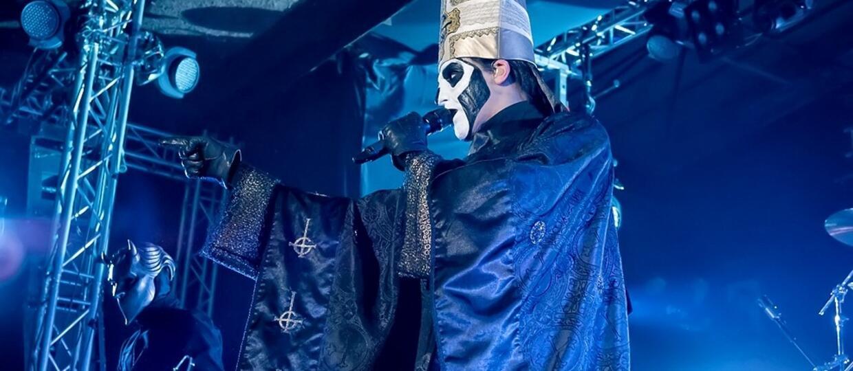 Papa Emeritus: Chciałbym, żeby Ghost był gotycką wersją Rammsteina w klimacie horroru