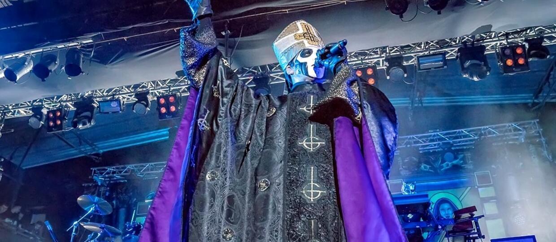 Papa Emeritus: Ghost nigdy nie był zespołem