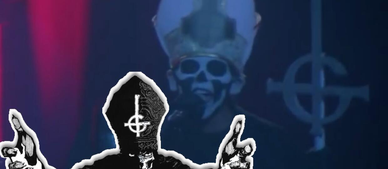 Papa Emeritus IV obejmie rządy nad kościołem Ghosta