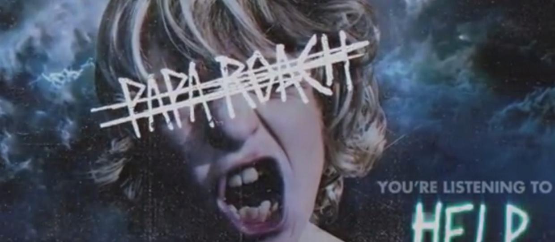 """Papa Roach """"woła o pomoc"""" w nowym utworze"""