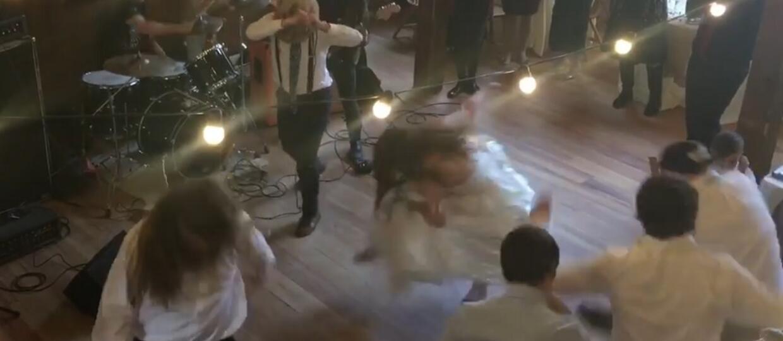 Metalowe wesele