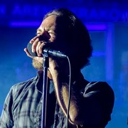 Pearl Jam poparł Strajk Kobiet podczas koncertu w Krakowie
