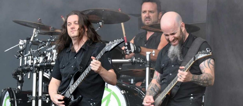 Perkusista Anthrax: Niepokoi mnie dziś brak naprawdę dobrych płyt