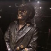 Pomnik Lemmy'ego odsłonięty