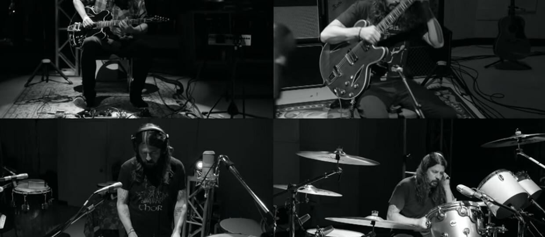 Dave Grohl nagrał 23-minutowy utwór