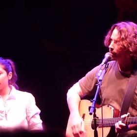 Chris Cornell i jego córka