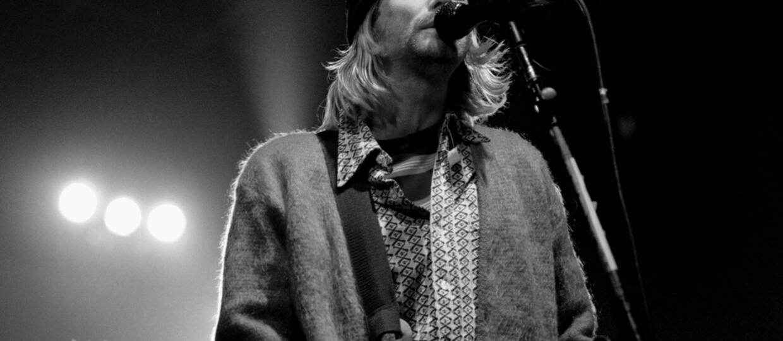 Kurt Cobain z Nirvana