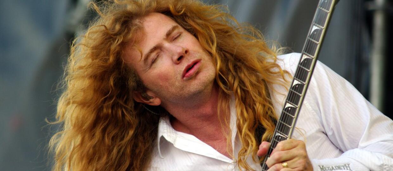 Posłuchaj minuty nowego Megadeth!