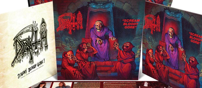 Posłuchaj niepublikowanego utworu Death