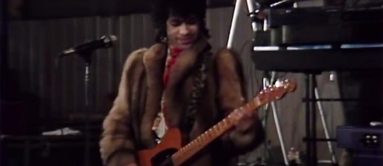 Prince z utworem