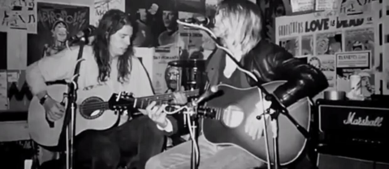 Posłuchaj wcześniej niepublikowane nagranie z akustycznego koncertu Nirvany z 1991
