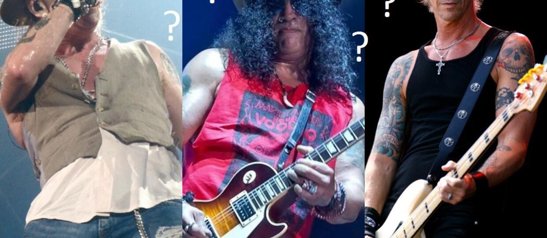 Poznaliśmy obecny skład Guns N' Roses?