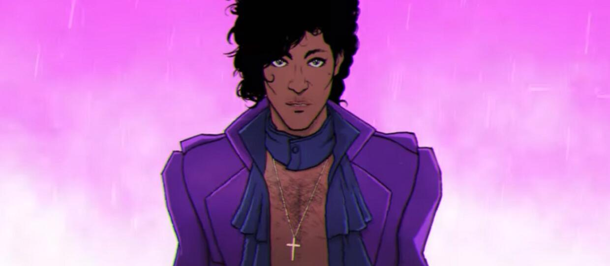 "Prince ""Holly Rock"""