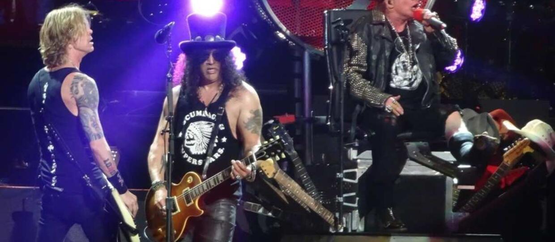 Przeczytaj fragment polskiego wydania biografii Guns N' Roses
