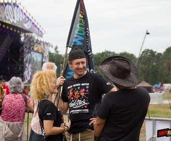 Przystanek Woodstock jednym z najpopularniejszych festiwali świata