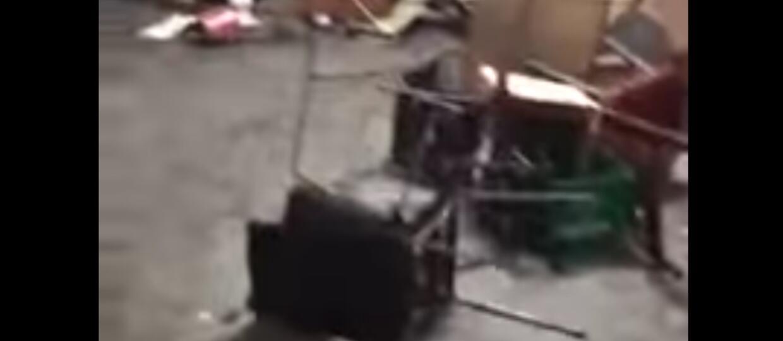 Pseudokibice zdemolowali warszawski klub muzyczny
