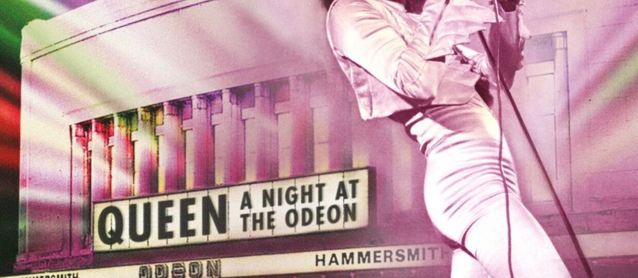 """Queen wyda koncertowe """"A Night At The Odeon"""""""