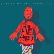 "Queens Of The Stone Age udostępnił utwór ""The Evil Has Landed"""