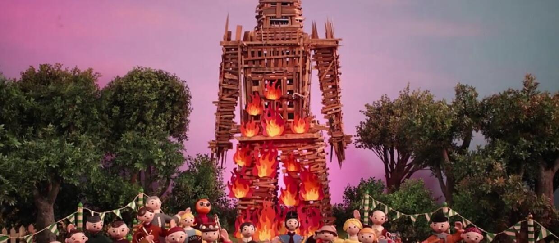 """Radiohead pokazał jak """"spalić czarownicę"""""""