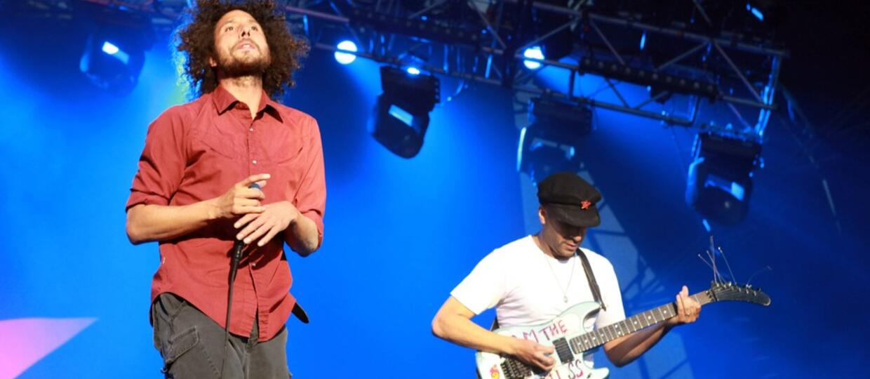 Rage Against The Machine wyda koncert na winylu z okazji Record Store Day