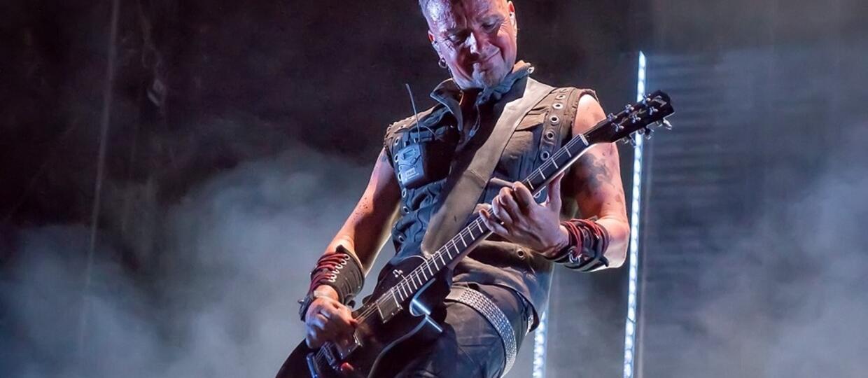 """Rammstein: Nowy materiał nie brzmi wściekle i tak """"sterylnie"""" jak wcześniejsze płyty"""