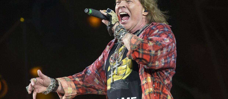 """Reaktywowany Guns N' Roses po raz pierwszy zagrał """"Catcher in the Rye"""""""